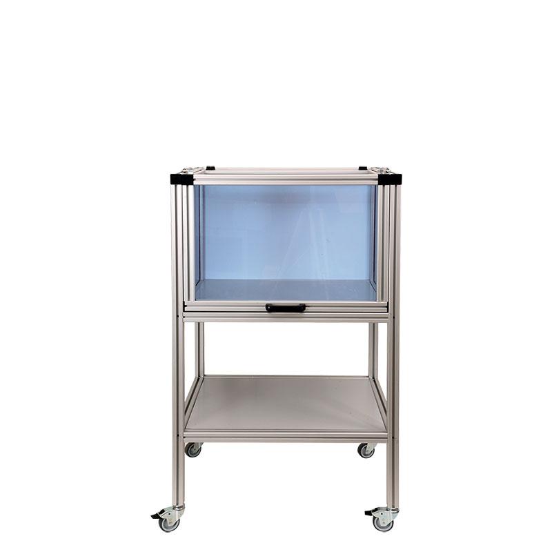 Bungard CCD Schall / Staubschutzhaube (Tischversion)