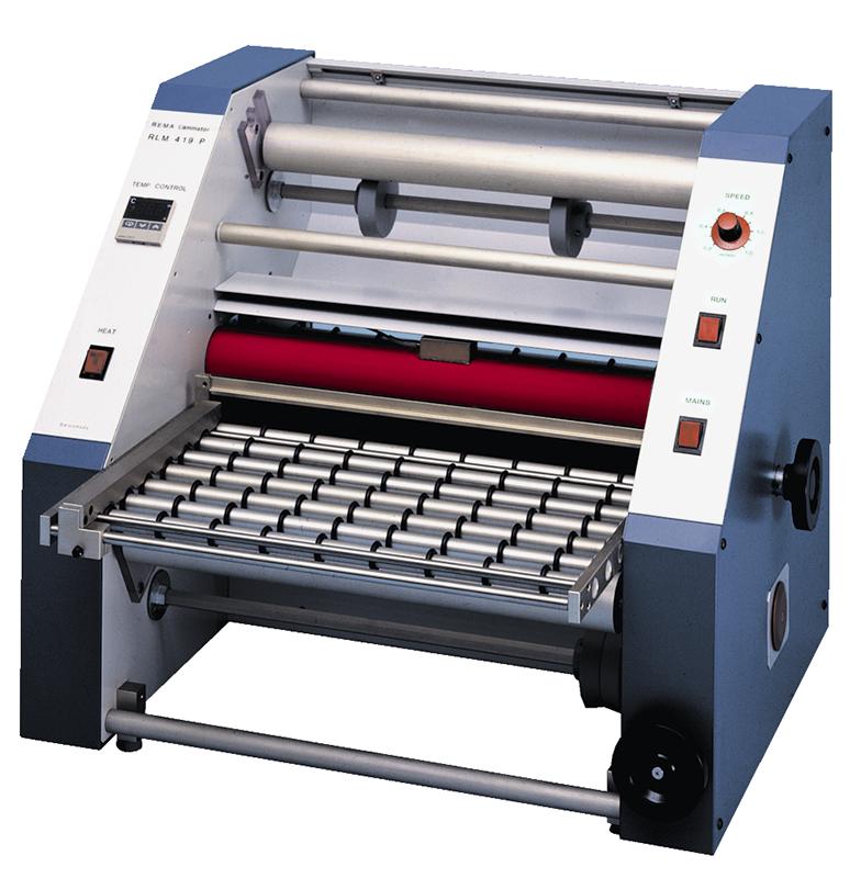RLM 419 P / 426 P   Bungard Elektronik - dry film laminator